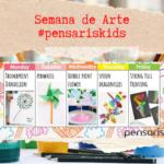 Semana de Arte PensarisKids